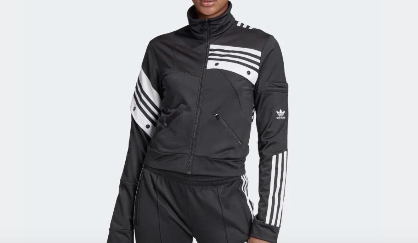 Danielle Cathari x adidas Track Top Black