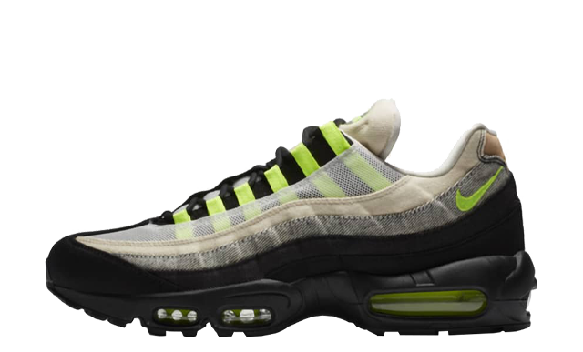 Denham x Nike Air Max 95 Black Volt