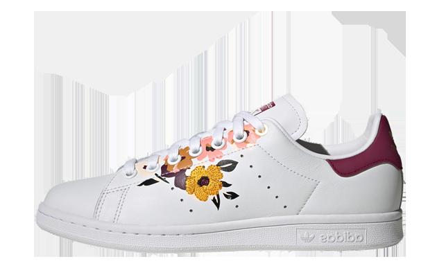 HER Studio London x adidas Stan Smith White Floral