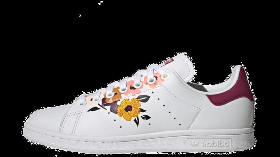 HER Studio London x adidas Stan Smith White Floral | Where To Buy ...