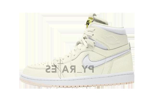 Jordan 1 Zoom Air Comfort Sail Pearl White