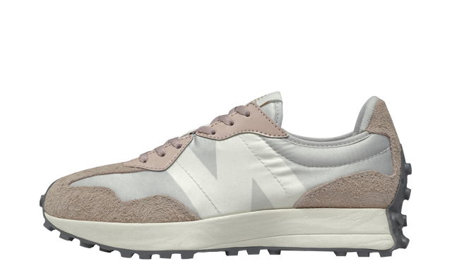 New Balance 327 Beige White