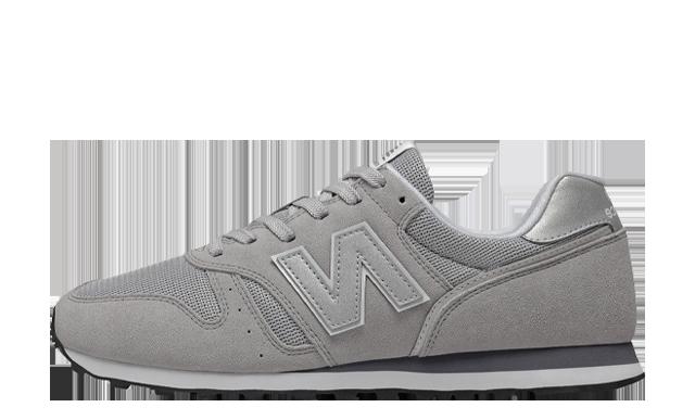 New Balance 373 Grey White