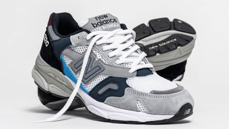 New Balance 920 Made In England Debut Front thumbnail image