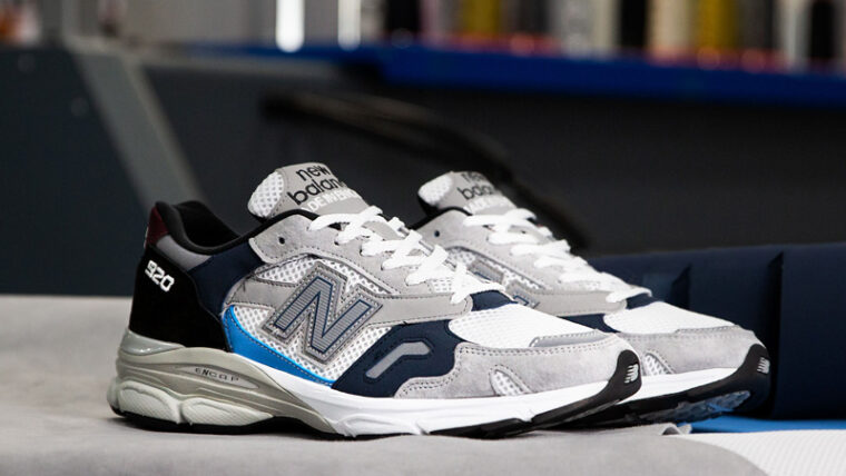 New Balance 920 Made In England Debut Lifestyle thumbnail image