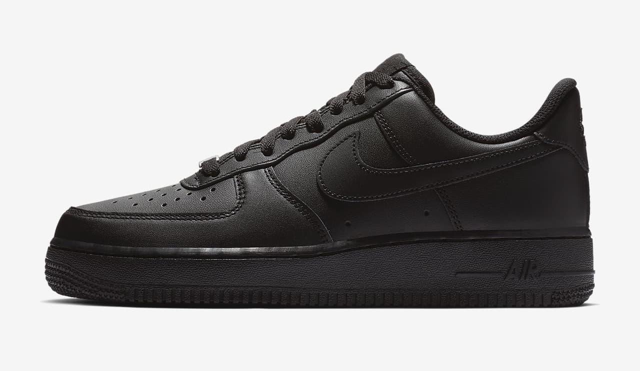 Nike Air Force 1 '07 Black