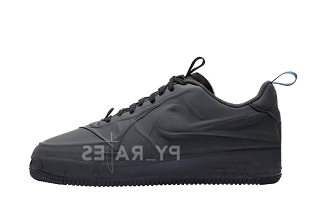 Nike Air Force 1 Experimental Black