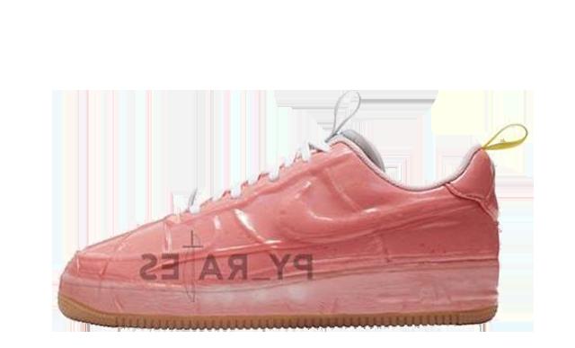 Nike Air Force 1 Experimental Pink