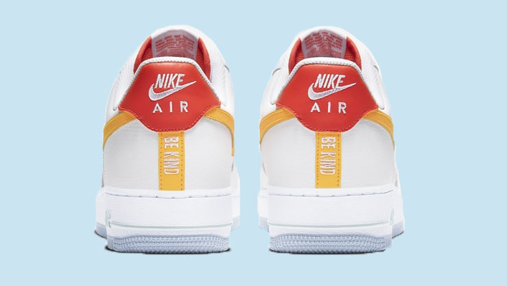 Nike Air Force 1 Low Be Kind copy