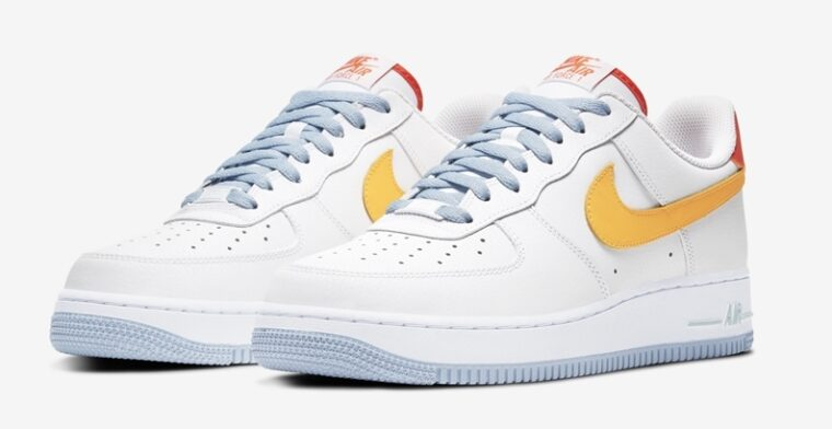 Nike Air Force 1 Low Be Kind front