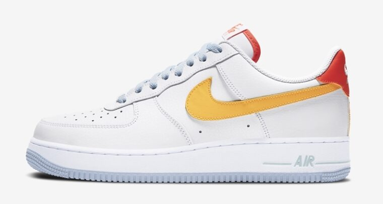 Nike Air Force 1 Low Be Kind side