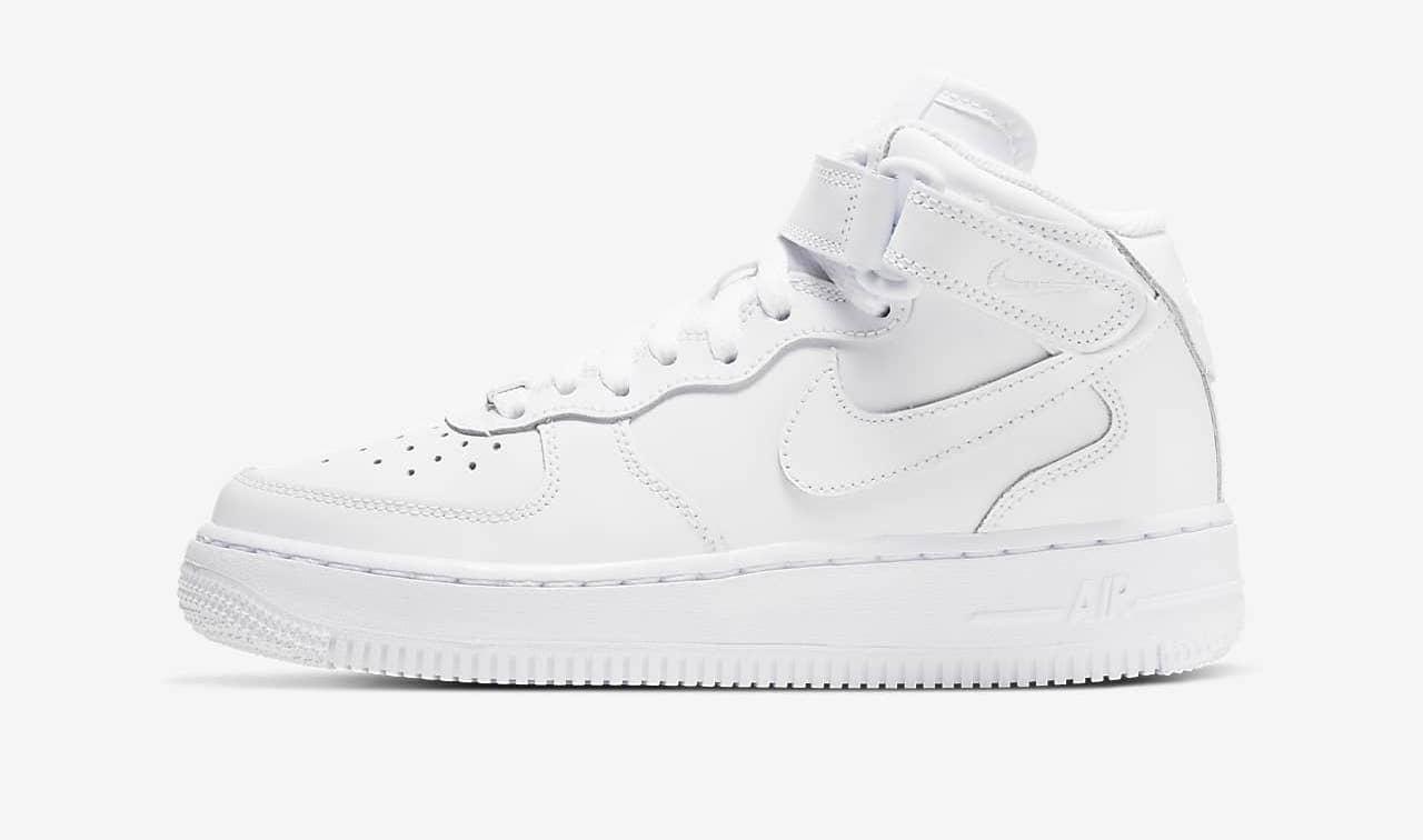 Nike Air Force 1 Mid White