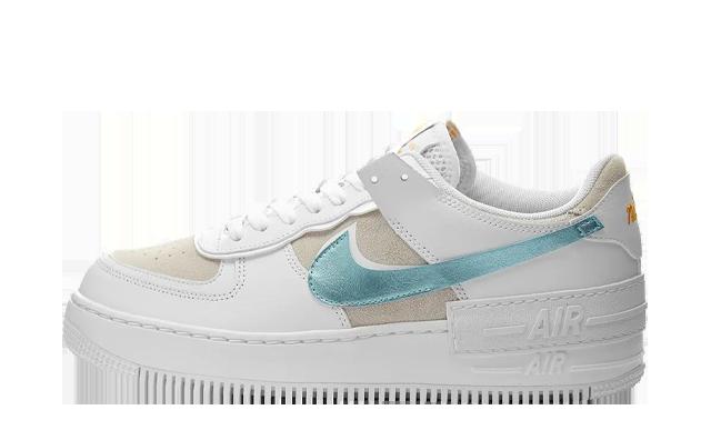 Nike Air Force 1 Shadow Glacier Ice