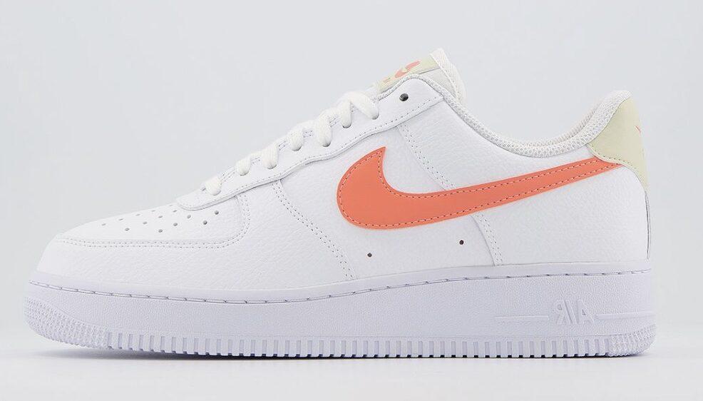 Nike Air Force 1 White Atomic Pink