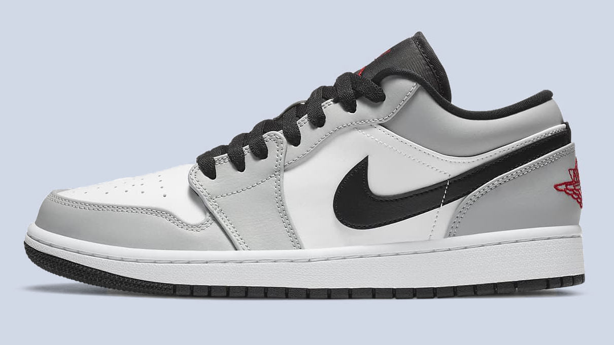 Nike Air Jordan 1 Low Light Smoke Grey. copy