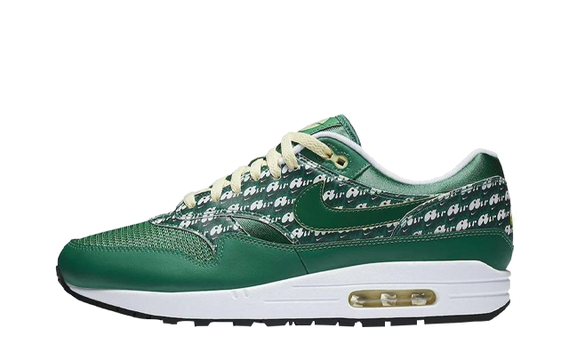 Nike Air Max 1 Powerwall Limeade