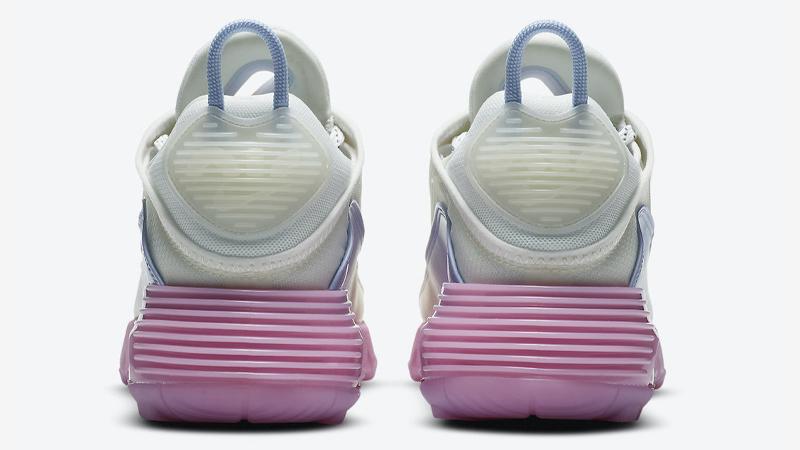Nike Air Max 2090 Blue Pink Back