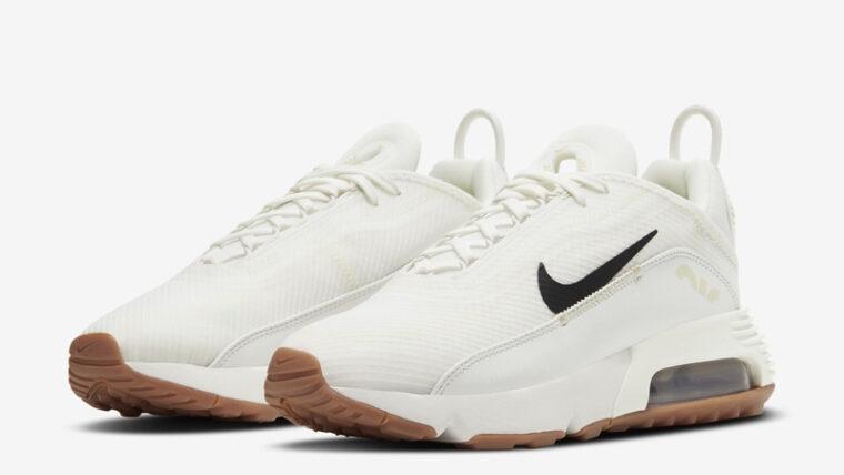 Nike Air Max 2090 White Gum Front thumbnail image