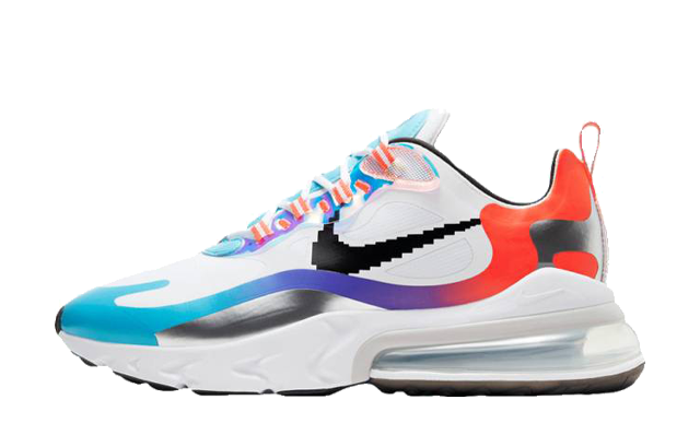 Nike Air Max 270 React League Of Legends DC0833-101