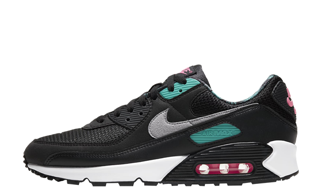 Nike Air Max 90 Black New Green