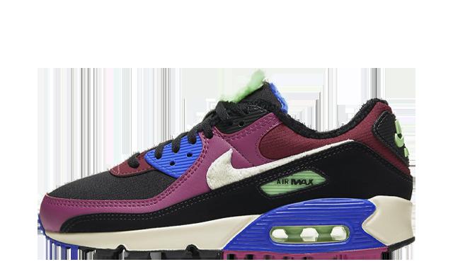 Nike Air Max 90 Fur Multicolour