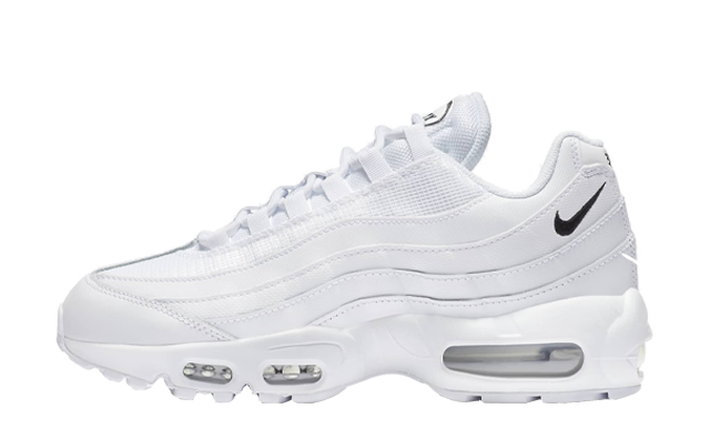 Nike Air Max 95 Essential White Black