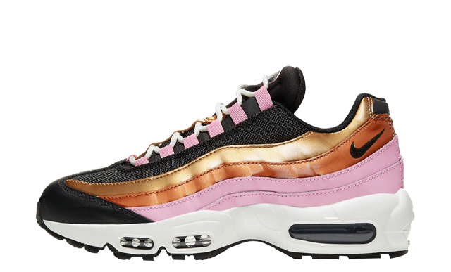 Nike Air Max 95 Gold Bronze