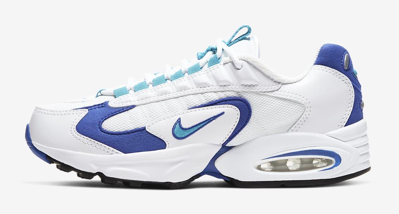 Nike Air Max Triax White Blue