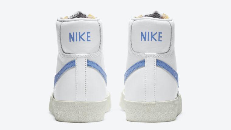 Nike Blazer Mid 77 Royal Pulse Back thumbnail image