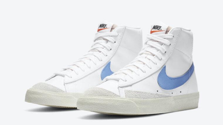 Nike Blazer Mid 77 Royal Pulse Front thumbnail image