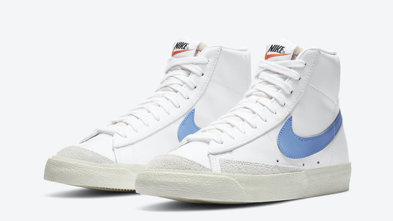 Nike Blazer Mid 77 Royal Pulse Front