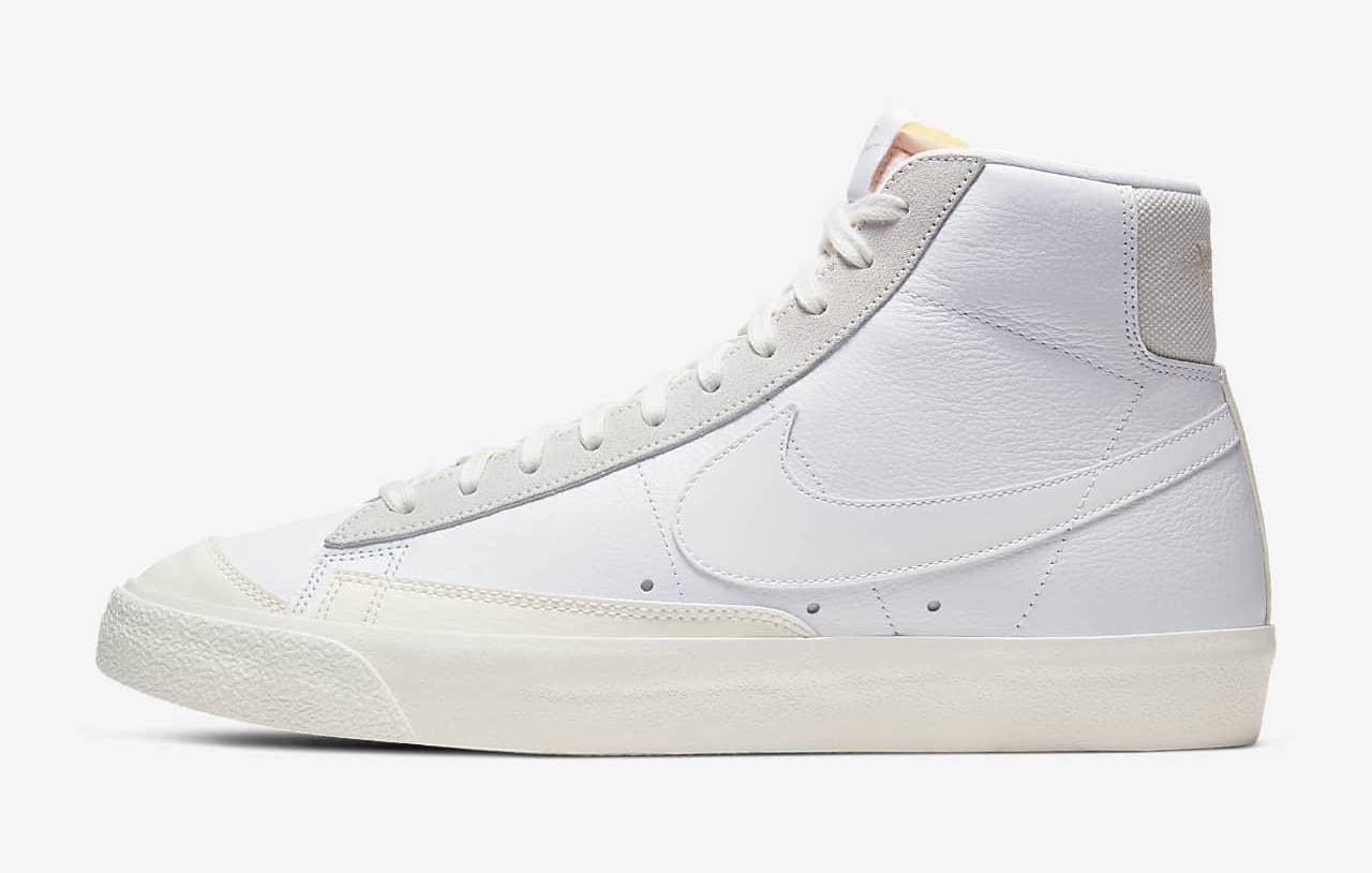 Nike Blazer Mid '77 White Sail