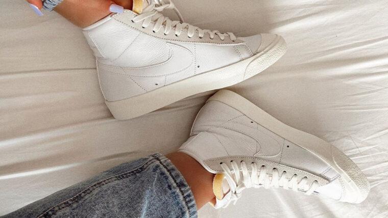 Nike Blazer Mid White Sail