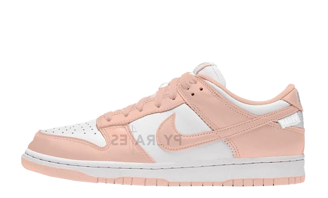 Nike Dunk Low Better White Pink Coral