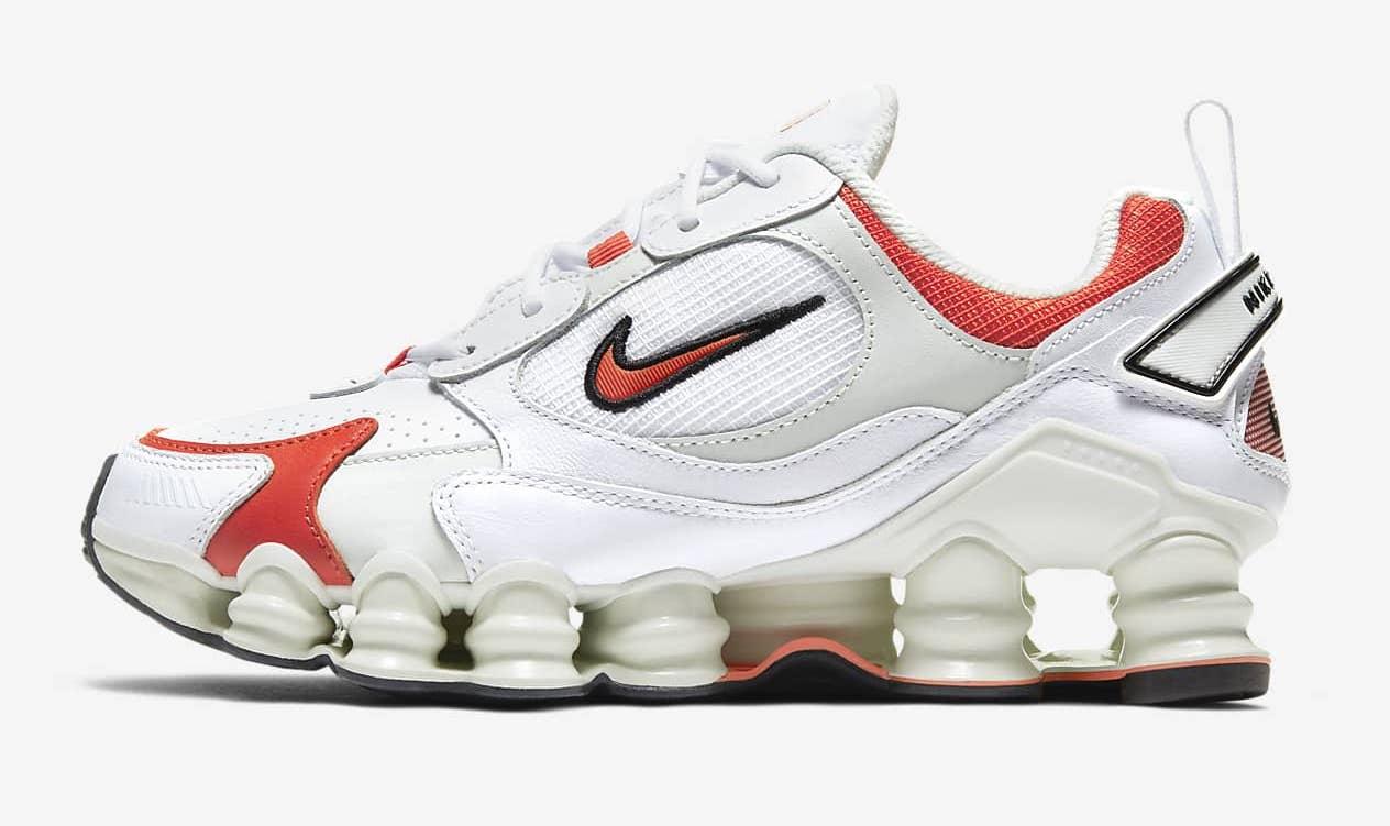 Nike Shox TL Nova Grey Red