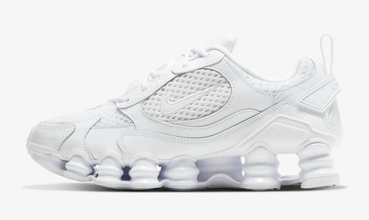 Nike Shox TL Nova White