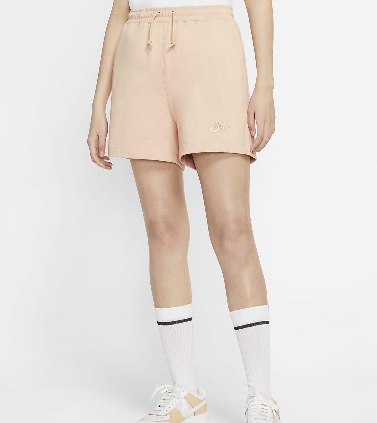 Nike Sportswear Jersey Shorts Shimmer