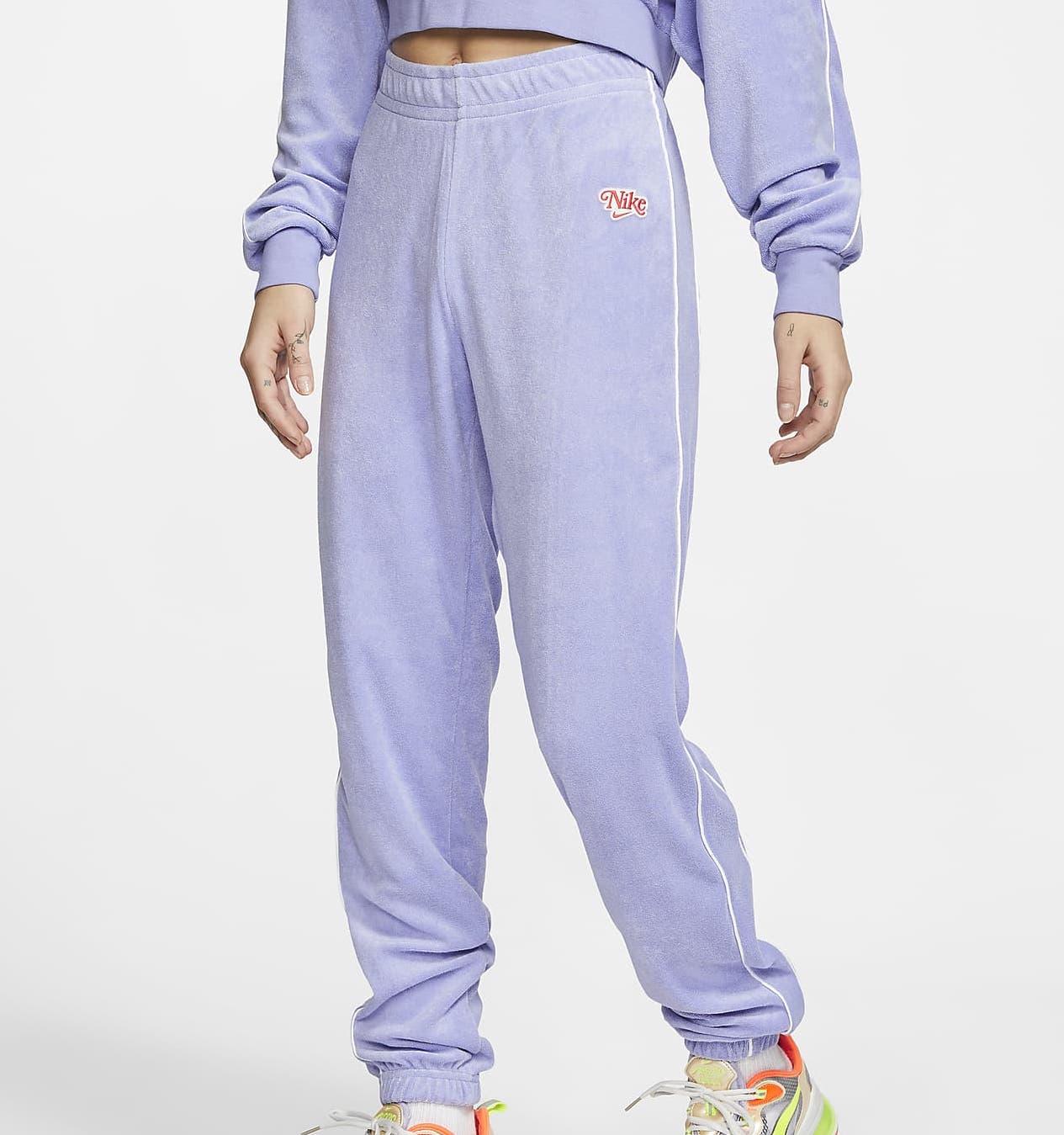 Nike Sportswear Trousers Purple