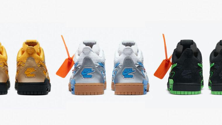 Off-White x Nike Air Rubber Dunks