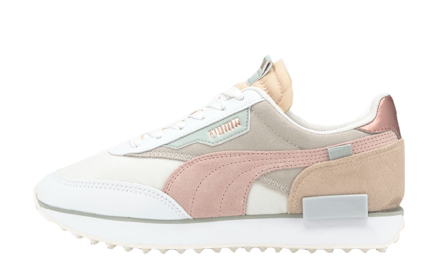 PUMA Future Rider Marshmallow Natural Vachetta