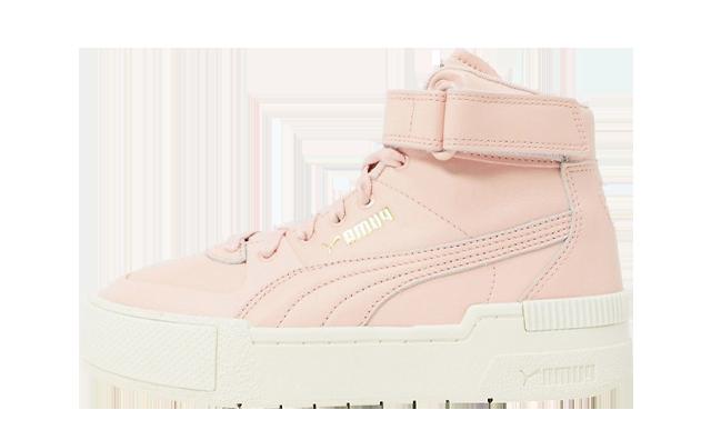 Puma Cali Sport High Top Pink