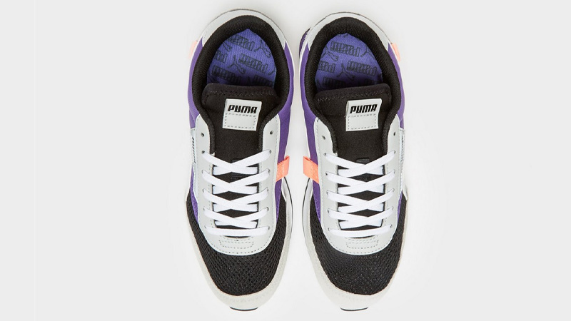 Puma Future Rider Galaxy Purple Black Middle