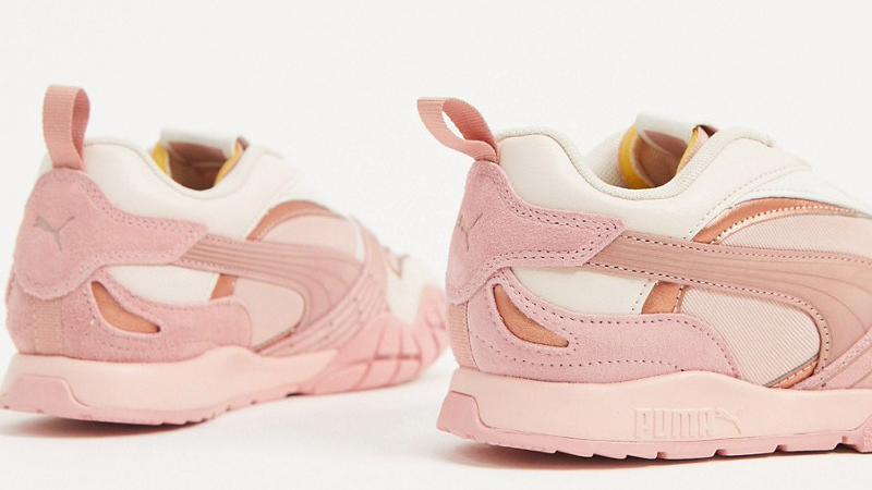 Puma Kyron Bridal Rose Pastel Back