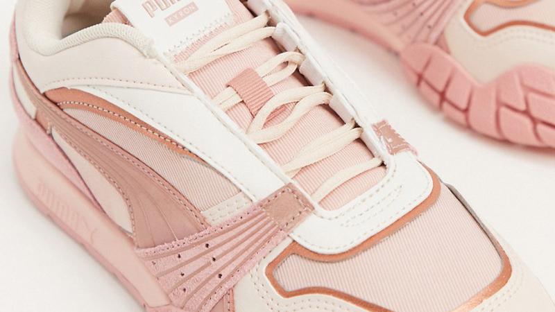 Puma Kyron Bridal Rose Pastel Top