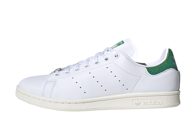 Swarovski x adidas Stan Smith White Green