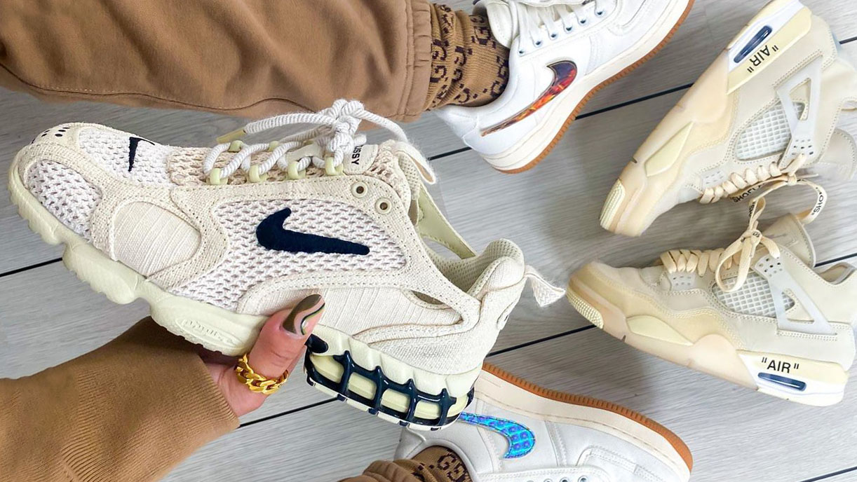 The Most-Wanted Sneakers Of 2020