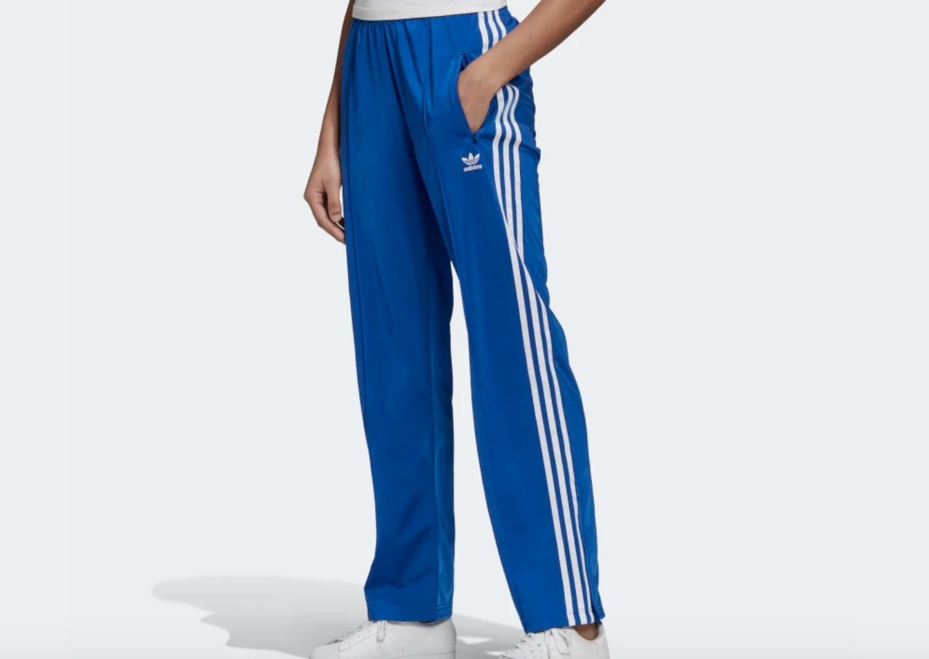 adidas Firebird Tracksuit Bottoms Blue