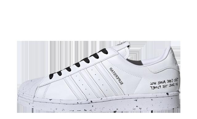 adidas Superstar Clean Classics Cloud White