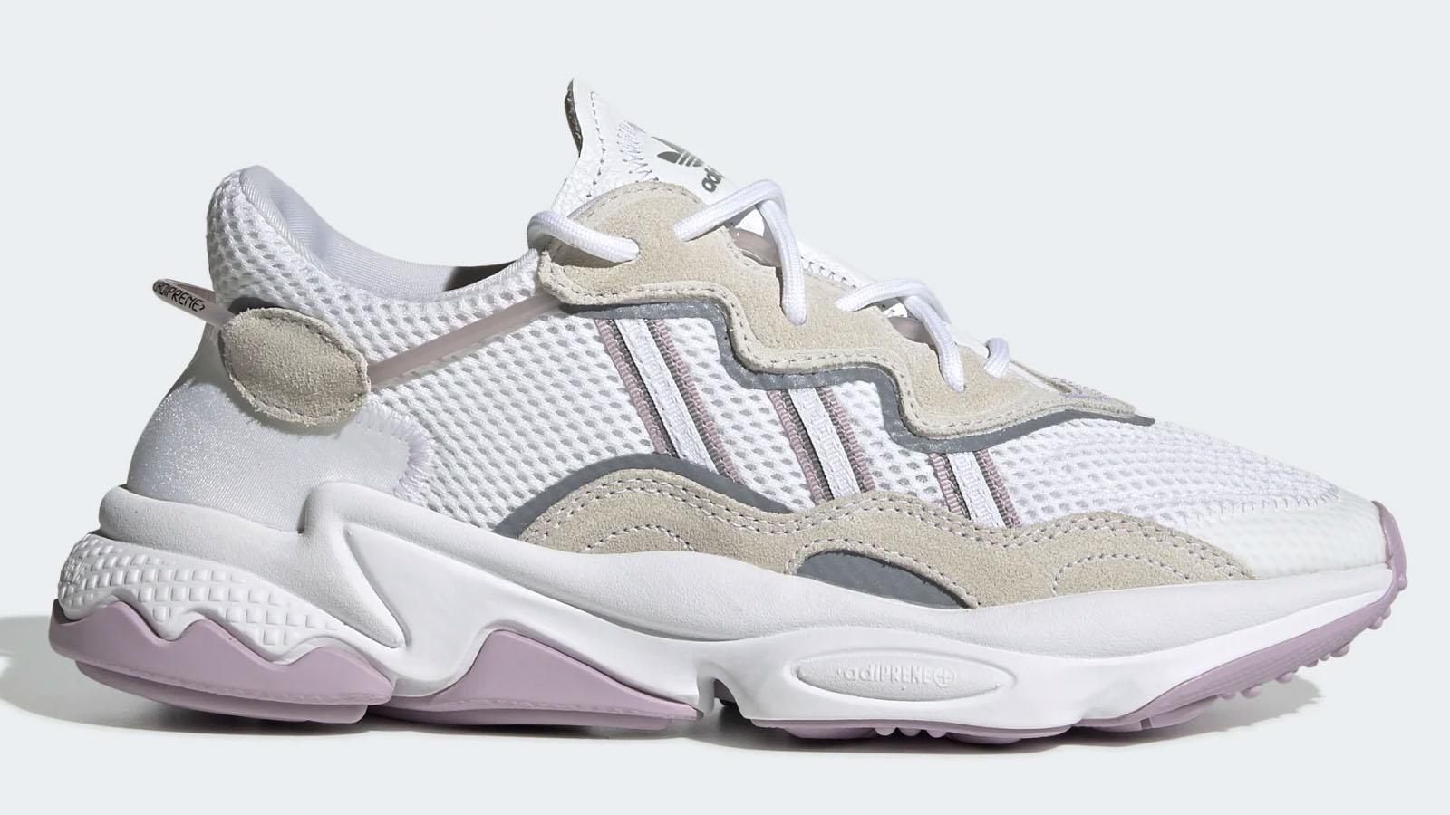 adidas ozweego pink white