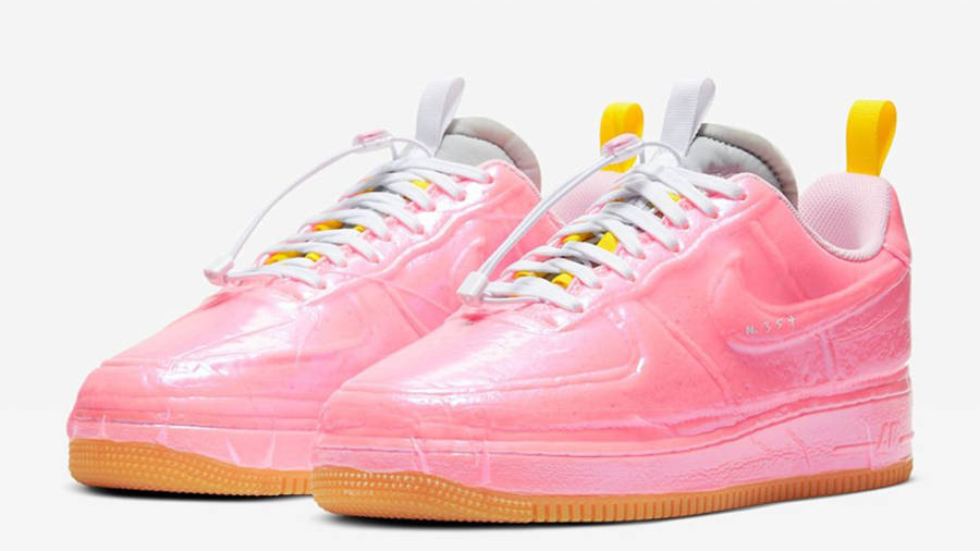 Nike Air Force 1 Experimental Pink Front